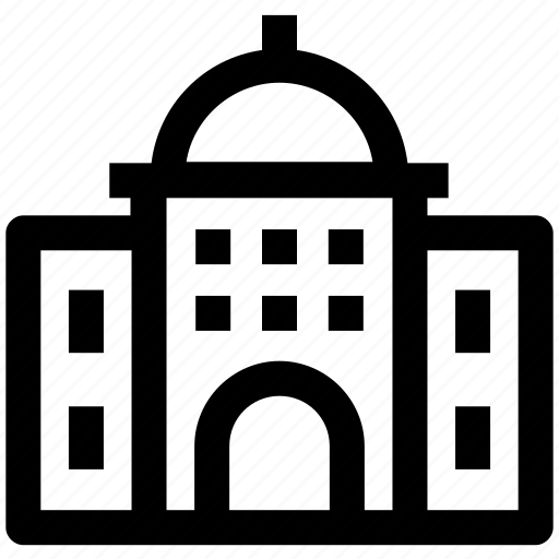 .svg, building, cottage, lodge, museum, museum building icon - Download on Iconfinder