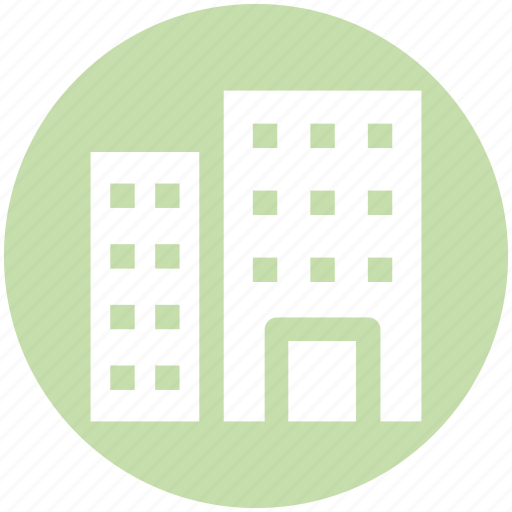 Building, city building, flats, hotel, skyscraper icon - Download on Iconfinder