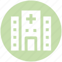 building, health clinic, hospital, medical center, medical facility