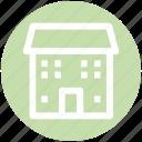 building, cottage, home, hut, shack, villa