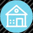 apartment, building, family house, home, house, villa