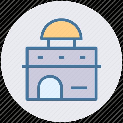 building, islamic building, mosque, religious, tomb icon
