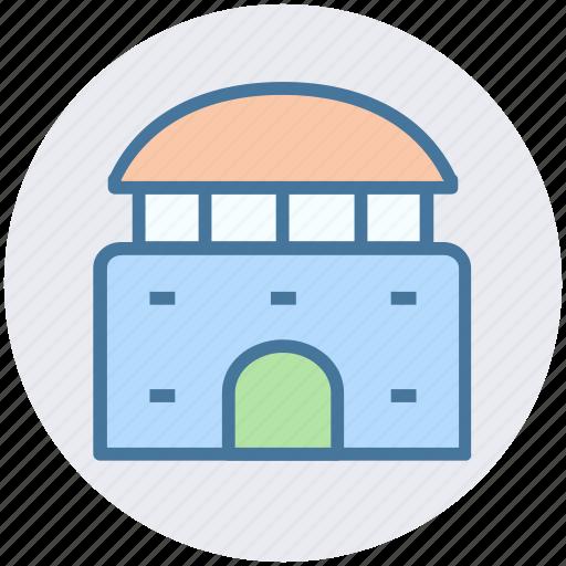 building, exterior, historic building, monument, tomb icon