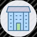 building, villa, house, hut, shack, home icon