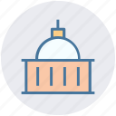 building, white house, congress, congress building, landmark, us building icon