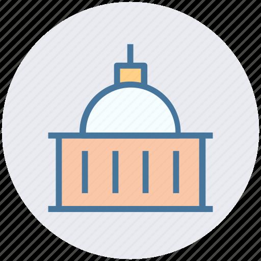 building, congress, congress building, landmark, us building, white house icon