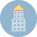 architecture, building, cottage, lodge, shake icon