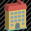 house, family house, apartment, villa, home icon