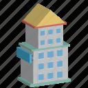 architecture, building, cottage, lodge, shake icon