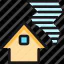 house, hurricane