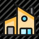 house, modern