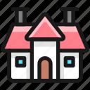 house, retro