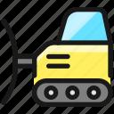 equipment, heavy, cleaner