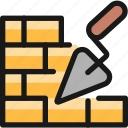 construction, brick