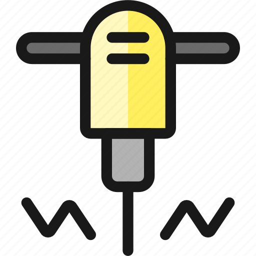 Construction, drill icon - Download on Iconfinder