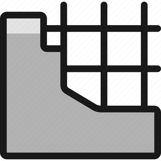 Construction, fence icon - Download on Iconfinder
