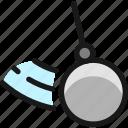heavy, equipment, wrecking, ball