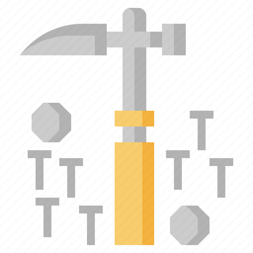 Board, construction, hammer, home, repair, tools icon - Download on Iconfinder