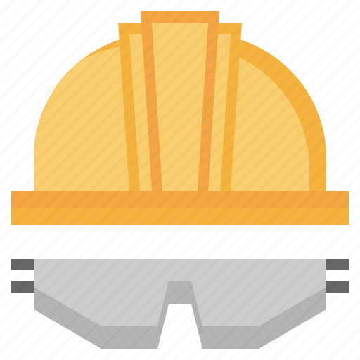 Equipment, glasses, helmet, protection, safe, safety, security icon - Download on Iconfinder