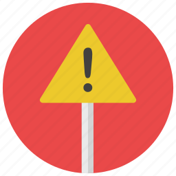 attention, construction, triangle, warning, warning sign, yellow triangle icon