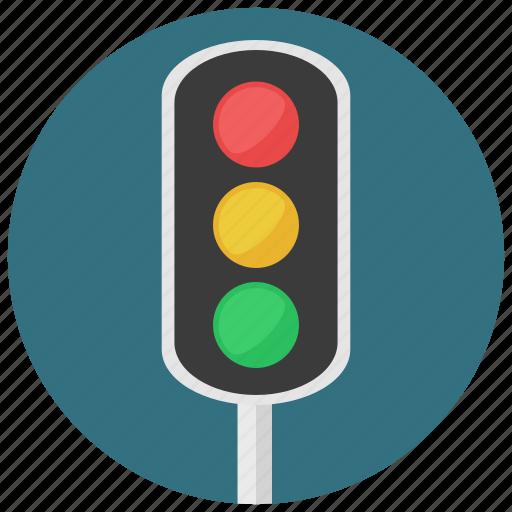 Traffic Light For Sale >> Construction, traffic, traffic light, traffic lights icon