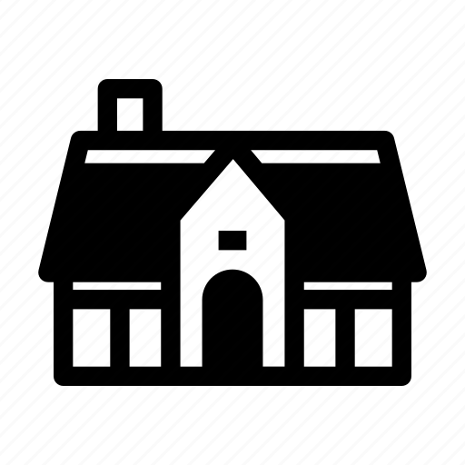 estate, house, property, residential, villa icon