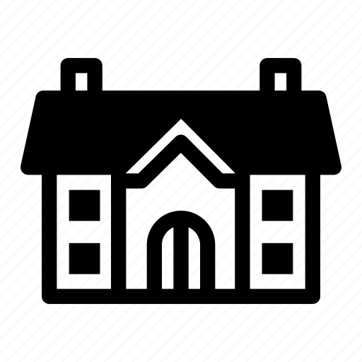 estate, house, property, residential, villa icon