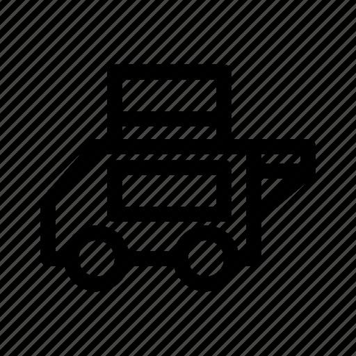 food truck, shop, street food, truck, wagon icon