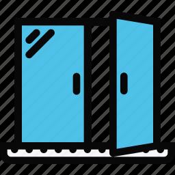 building, construction, realtor, repair, tool, window icon