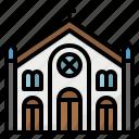building, christ, church, pray, religious icon