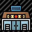 building, market, minimart, shop, shopping icon