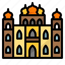building, castle, estate, king, palace