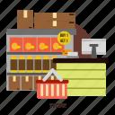 building, business, interior, market, retail, store, storefront