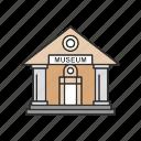 building, museum, house