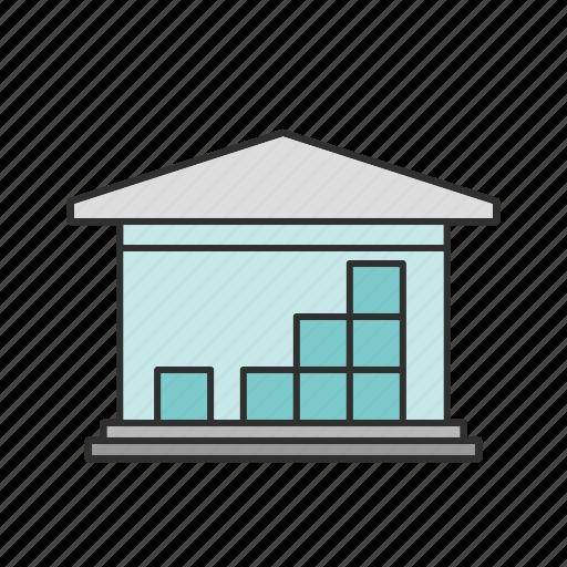 storage, storehouse, warehouse icon