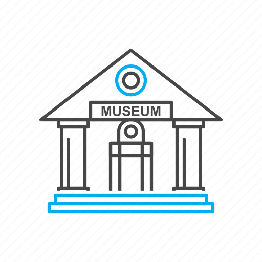 Building, museum icon - Download on Iconfinder on Iconfinder