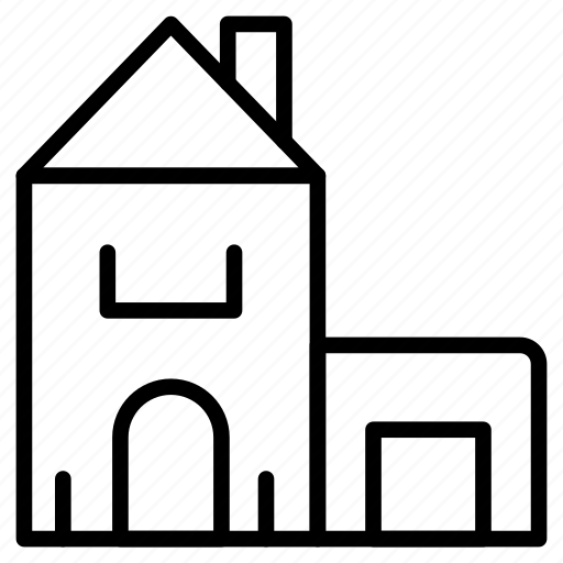 Apartment, building, home, house, real icon - Download on Iconfinder