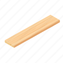 board, brown, floor, isometric, laminate, object, parquet