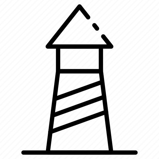 Tower, light, house, building, landmark, monument icon - Download on Iconfinder