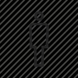 human, male, man, toilet icon
