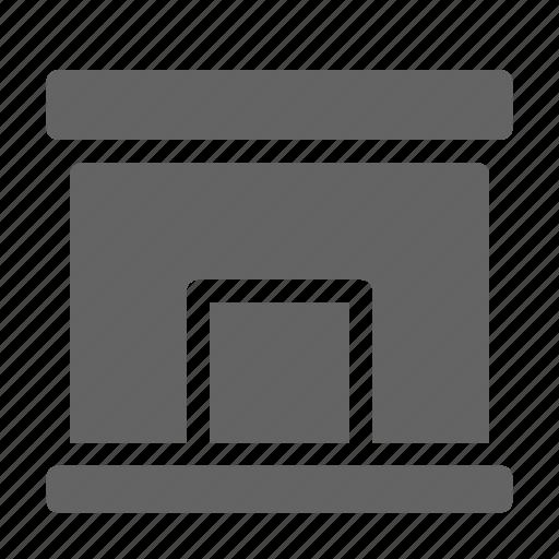 department store, retail, shop icon