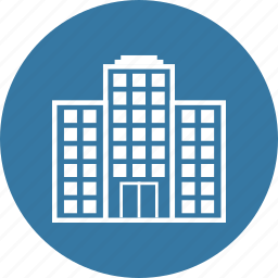 building, city, hospital, hotel, office icon