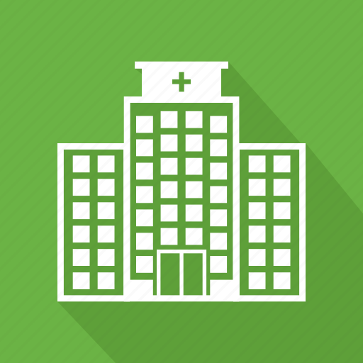building, city, hospital, office, towen icon