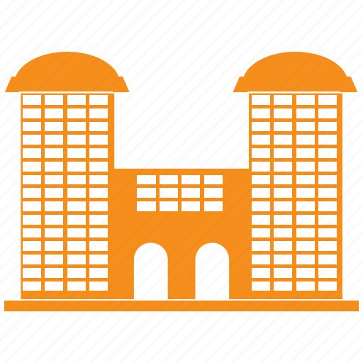 architecture, building, buildings, city, home icon