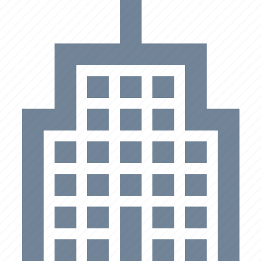 buildings, business, centre, office, residence, residential icon