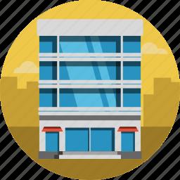 building, city icon