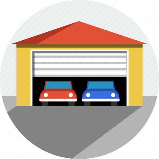 Cars, garage icon | Icon search engine