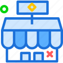 money, purchase, shop, store, supermarket icon