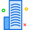 building, business, offices, store icon