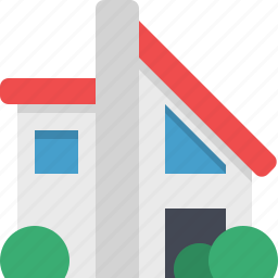 construction, home, house, modern, mortgage, property, real estate icon